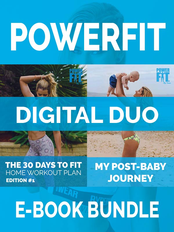 Powerfit By Grace Hard And Digital Duo Bundle
