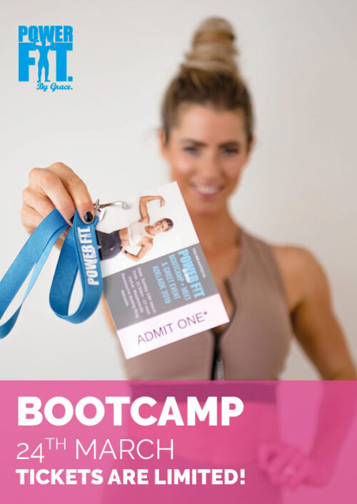 Powerfit by Grace - BOOTCAMP - FREE - 24th March